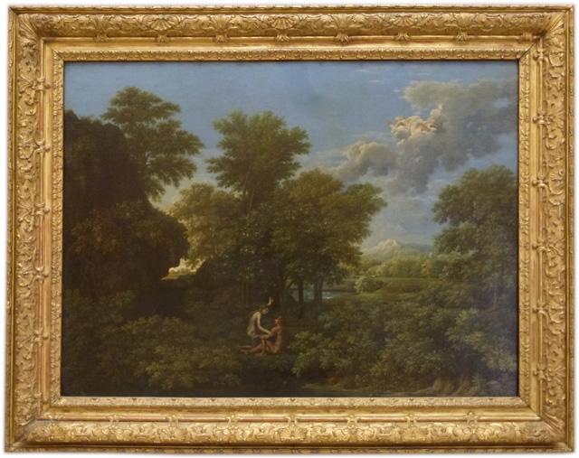Nicolas Poussin - Les Quatre Saisons - Le Printemps