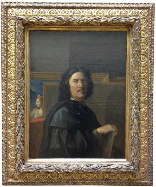 Autoportrait du Louvre, 1650