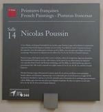 Salle 14 - Nicolas Poussin