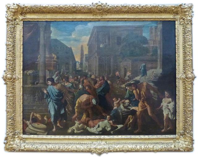 Nicolas Poussin - La Peste d'Asdod