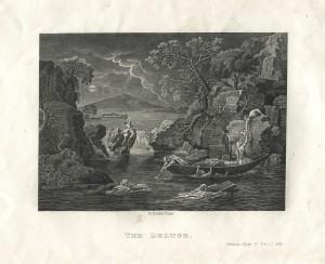 L'Hiver ou Le Déluge, 1664